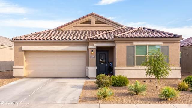 5031 E Smoky Quartz Road, San Tan Valley, AZ 85143 (MLS #6244065) :: Midland Real Estate Alliance