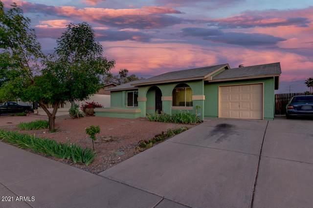 1053 W Watson Drive, Tempe, AZ 85283 (MLS #6244068) :: Yost Realty Group at RE/MAX Casa Grande