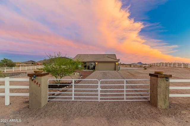34947 W Sunrise Drive, Arlington, AZ 85322 (MLS #6244073) :: Yost Realty Group at RE/MAX Casa Grande