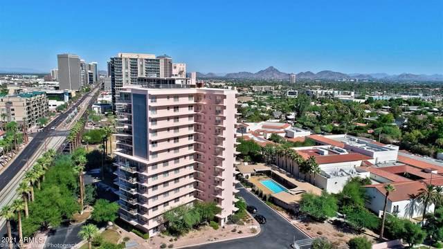 2201 N Central Avenue 2A, Phoenix, AZ 85004 (MLS #6244075) :: The Riddle Group
