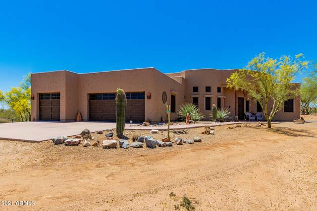 33918 N 140TH Place, Scottsdale, AZ 85262 (MLS #6244086) :: CANAM Realty Group