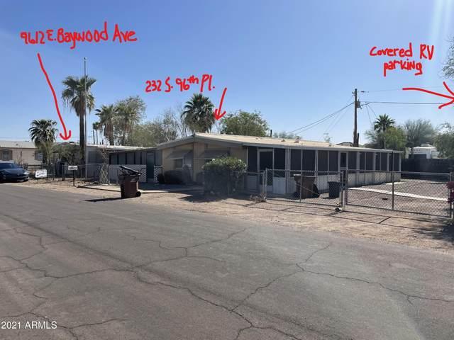 232 S 96TH Place, Mesa, AZ 85208 (MLS #6244087) :: ASAP Realty