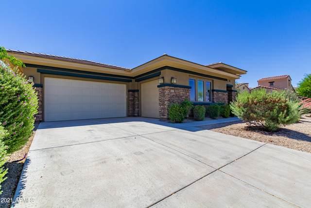 12749 S 179TH Drive, Goodyear, AZ 85338 (MLS #6244118) :: Yost Realty Group at RE/MAX Casa Grande