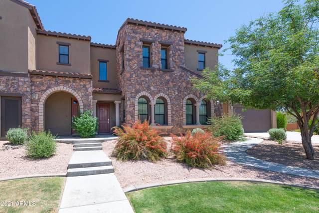20750 N 87TH Street #2065, Scottsdale, AZ 85255 (MLS #6244127) :: CANAM Realty Group