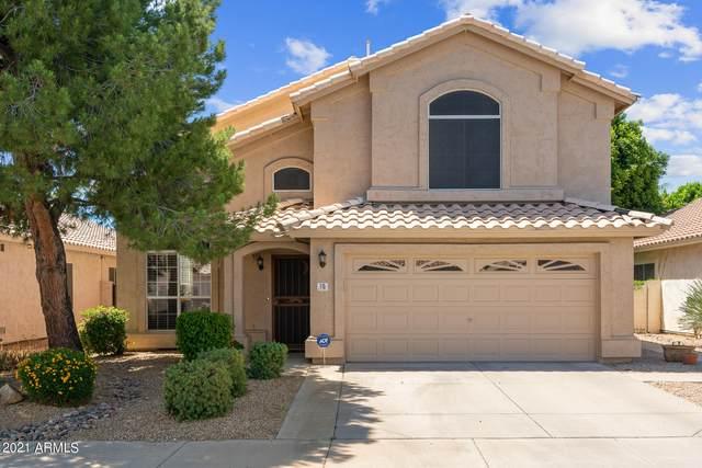 115 W Fellars Drive, Phoenix, AZ 85023 (MLS #6244128) :: Executive Realty Advisors