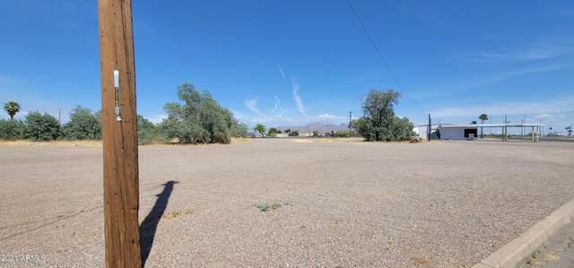 111 N Stuart Boulevard, Eloy, AZ 85131 (MLS #6244138) :: Yost Realty Group at RE/MAX Casa Grande