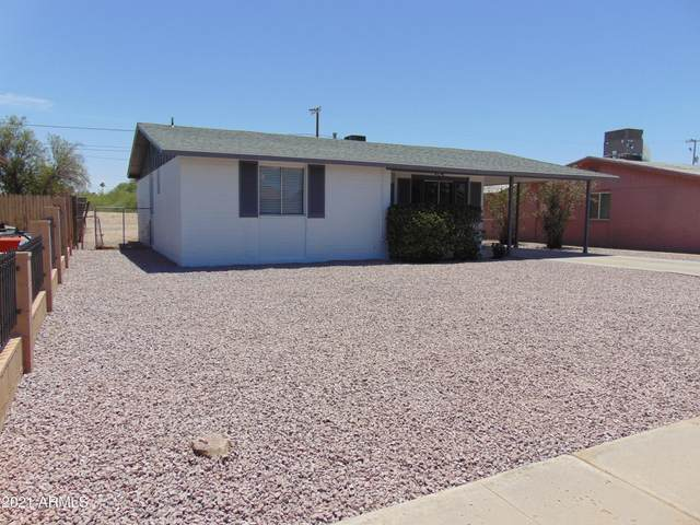 1115 E Yucca Street, Casa Grande, AZ 85122 (MLS #6244153) :: Yost Realty Group at RE/MAX Casa Grande