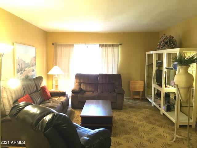 12212 N Paradise Village Parkway S #410, Phoenix, AZ 85032 (MLS #6244170) :: Midland Real Estate Alliance