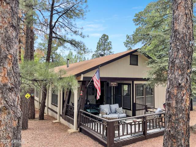 435 E Oak Drive, Munds Park, AZ 86017 (MLS #6244196) :: Midland Real Estate Alliance