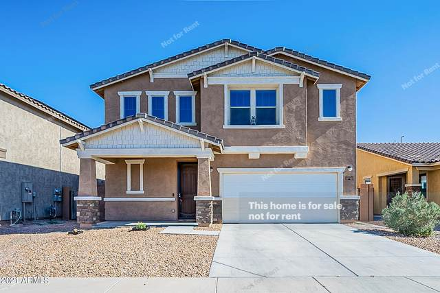 41247 W Elm Drive, Maricopa, AZ 85138 (MLS #6244199) :: Yost Realty Group at RE/MAX Casa Grande