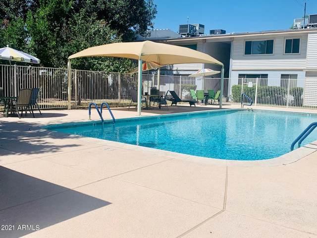 2526 W Berridge Lane #121, Phoenix, AZ 85017 (MLS #6244200) :: Keller Williams Realty Phoenix