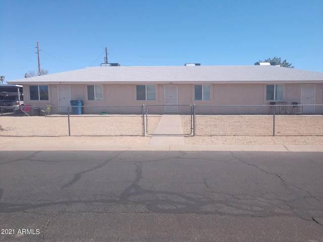 410 E Peppertree Avenue, Apache Junction, AZ 85119 (MLS #6244208) :: Long Realty West Valley