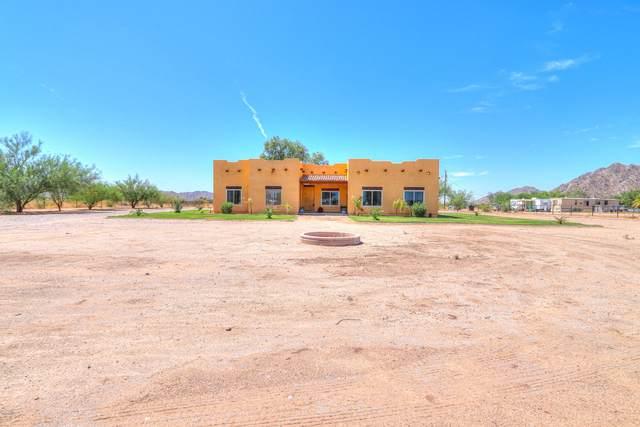 10980 N Thunderbird Road, Maricopa, AZ 85139 (MLS #6244212) :: Zolin Group