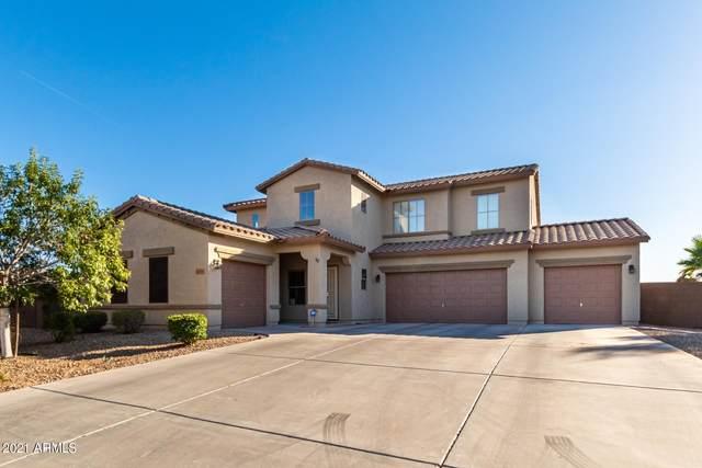 6318 S 54TH Lane, Laveen, AZ 85339 (MLS #6244214) :: Yost Realty Group at RE/MAX Casa Grande