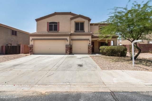 1828 S 231ST Avenue, Buckeye, AZ 85326 (MLS #6244217) :: The Riddle Group