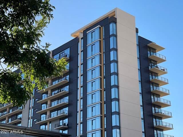 200 W Portland Street #813, Phoenix, AZ 85003 (MLS #6244220) :: Hurtado Homes Group