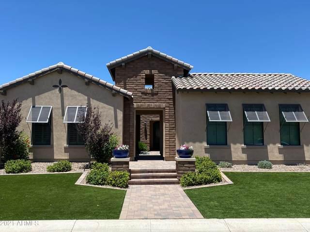 2550 E Muirfield Street, Gilbert, AZ 85298 (MLS #6244228) :: Conway Real Estate