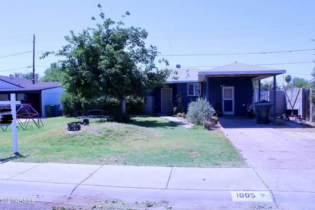 1005 W Campbell Avenue, Phoenix, AZ 85013 (MLS #6244263) :: Yost Realty Group at RE/MAX Casa Grande