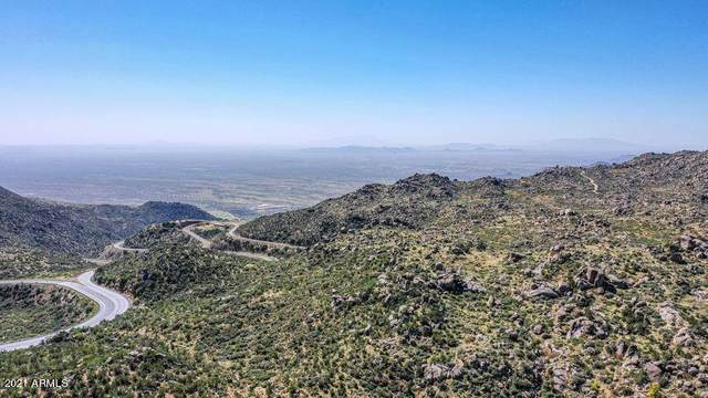 xxxx N White Spar Ranch Highway, Yarnell, AZ 85362 (MLS #6244283) :: Keller Williams Realty Phoenix