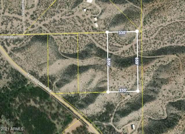 Lot 3 Cielo Azul, Benson, AZ 85602 (MLS #6244305) :: Yost Realty Group at RE/MAX Casa Grande