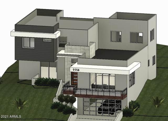 1114 E El Caminito Drive, Phoenix, AZ 85020 (MLS #6244322) :: Hurtado Homes Group