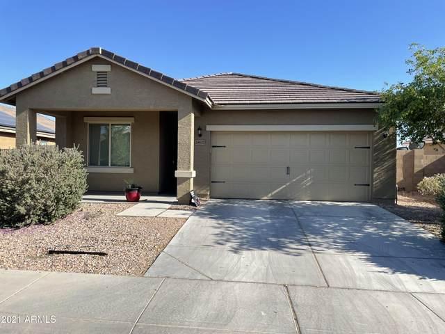 24637 W Gregory Road, Buckeye, AZ 85326 (MLS #6244331) :: Arizona Home Group