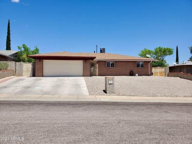 1365 Cholla Circle, Sierra Vista, AZ 85635 (MLS #6244339) :: Yost Realty Group at RE/MAX Casa Grande