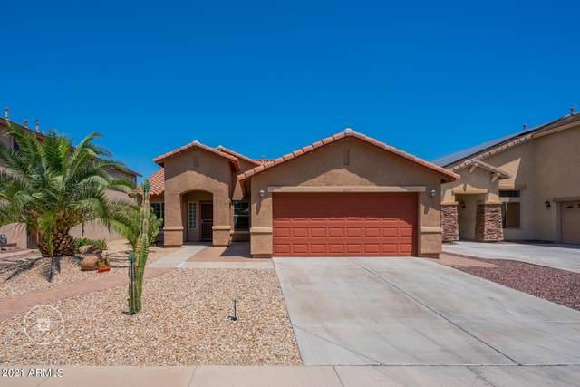 15274 W Post Drive, Surprise, AZ 85374 (MLS #6244342) :: Dave Fernandez Team | HomeSmart