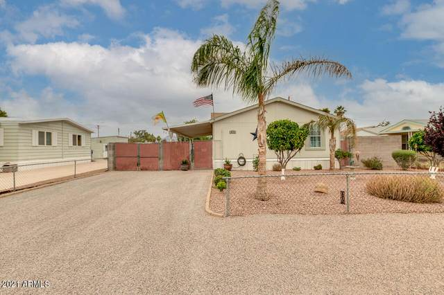 419 S 97TH Place, Mesa, AZ 85208 (MLS #6244351) :: Long Realty West Valley