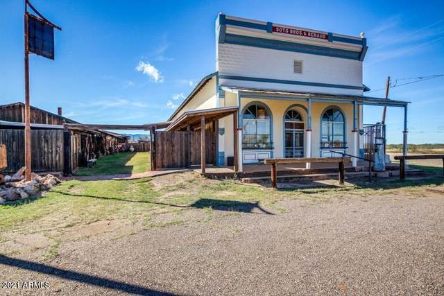 905 Ghost Town Trail, Pearce, AZ 85625 (MLS #6244352) :: Power Realty Group Model Home Center