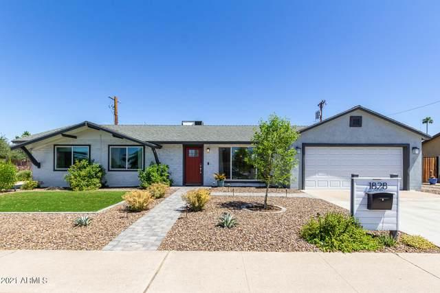 1828 W Lawrence Lane, Phoenix, AZ 85021 (MLS #6244357) :: Yost Realty Group at RE/MAX Casa Grande