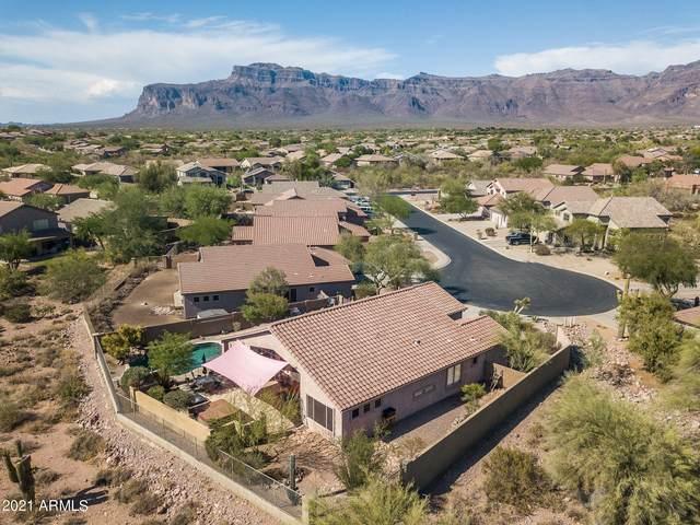 4680 S Palacio Way, Gold Canyon, AZ 85118 (MLS #6244365) :: Executive Realty Advisors