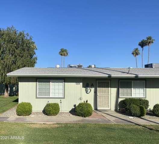 10878 W Santa Fe Drive, Sun City, AZ 85351 (MLS #6244366) :: The Dobbins Team