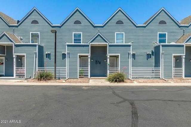 1505 N Center Street #215, Mesa, AZ 85201 (MLS #6244409) :: Executive Realty Advisors