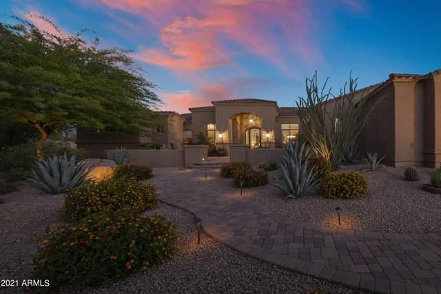 8557 E Nightingale Star Drive, Scottsdale, AZ 85266 (MLS #6244461) :: Scott Gaertner Group