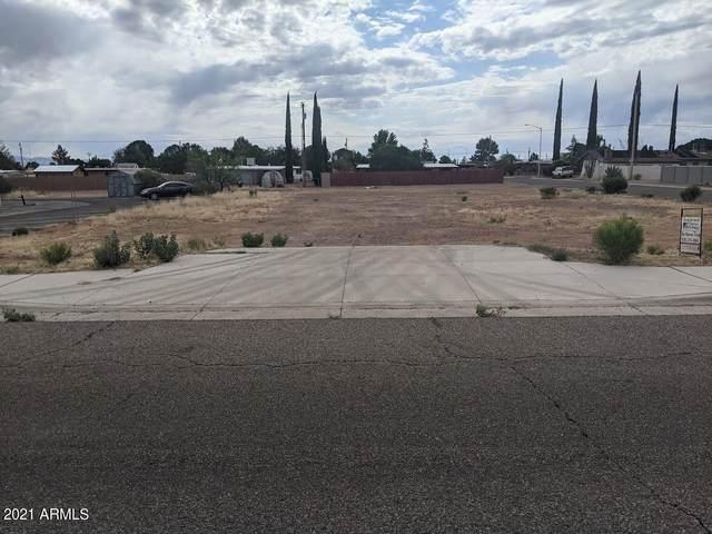 TBD N Huachuca Boulevard, Huachuca City, AZ 85616 (MLS #6244475) :: Conway Real Estate