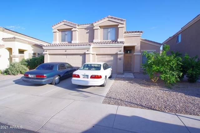 12813 W Mauna Loa Lane, El Mirage, AZ 85335 (MLS #6244485) :: Yost Realty Group at RE/MAX Casa Grande