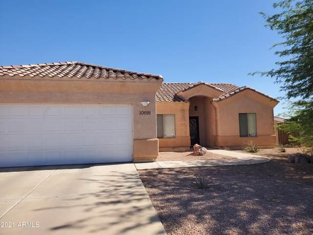 10691 W Arivaca Drive, Arizona City, AZ 85123 (MLS #6244520) :: Power Realty Group Model Home Center