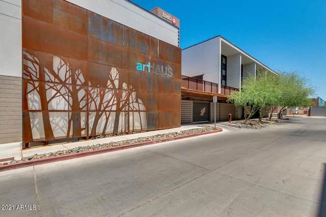 1717 N 1ST Avenue #104, Phoenix, AZ 85003 (MLS #6244547) :: The Dobbins Team