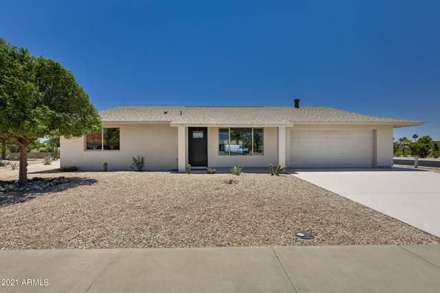 19623 N Conquistador Drive, Sun City West, AZ 85375 (MLS #6244572) :: CANAM Realty Group
