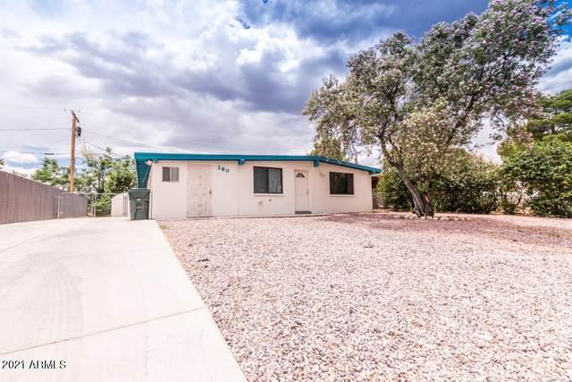 280 W Busby Drive, Sierra Vista, AZ 85635 (MLS #6244591) :: Yost Realty Group at RE/MAX Casa Grande