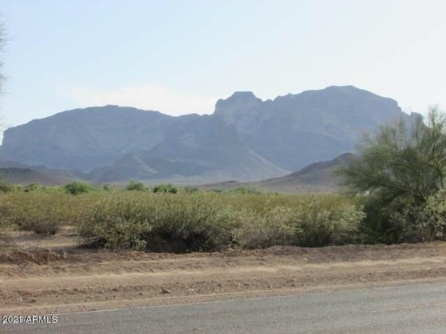 431XX W Salome Highway, Tonopah, AZ 85354 (MLS #6244651) :: Selling AZ Homes Team