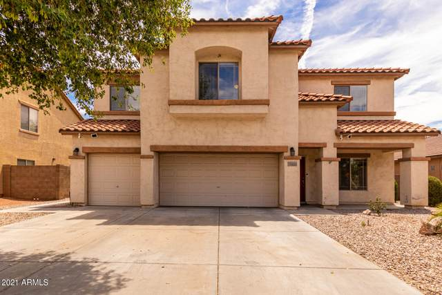 1013 S 118TH Avenue, Avondale, AZ 85323 (MLS #6244652) :: Power Realty Group Model Home Center