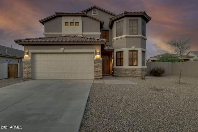 10489 S 182ND Drive, Goodyear, AZ 85338 (MLS #6244677) :: Executive Realty Advisors