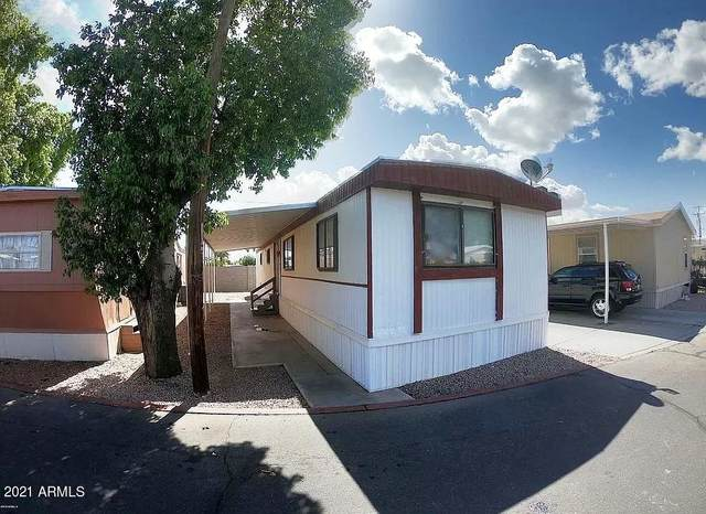 5002 W Bethany Home Road #139, Glendale, AZ 85301 (MLS #6244682) :: Arizona Home Group