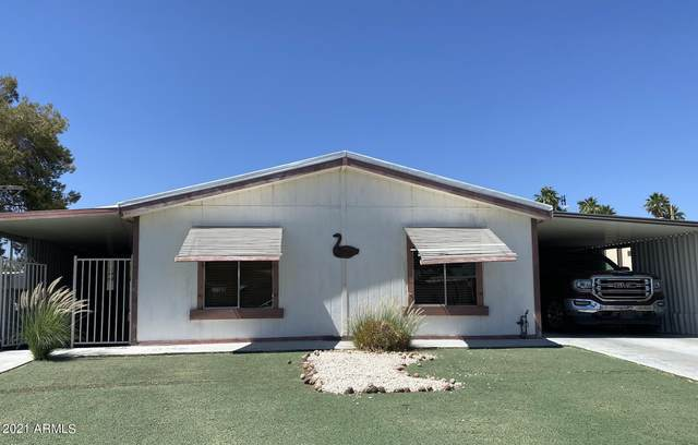 7426 E Abilene Avenue, Mesa, AZ 85208 (MLS #6244684) :: The Carin Nguyen Team