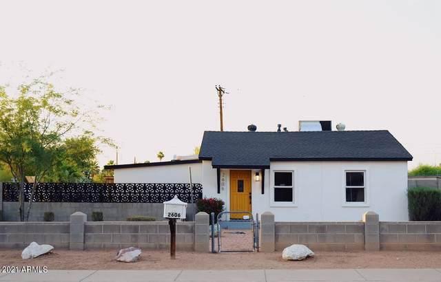 2606 E Harvard Street, Phoenix, AZ 85008 (MLS #6244698) :: Yost Realty Group at RE/MAX Casa Grande