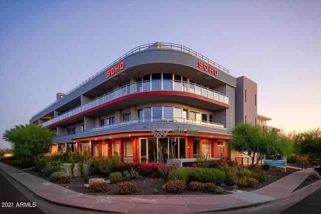 16580 N 92ND Street #3002, Scottsdale, AZ 85260 (MLS #6244709) :: Nate Martinez Team