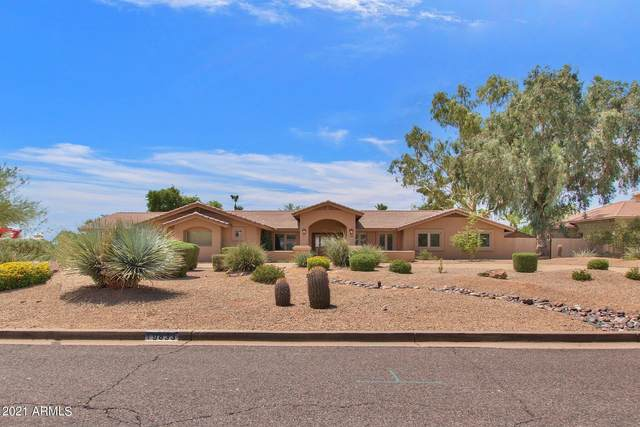 9833 E Desert Cove Avenue, Scottsdale, AZ 85260 (MLS #6244730) :: Executive Realty Advisors