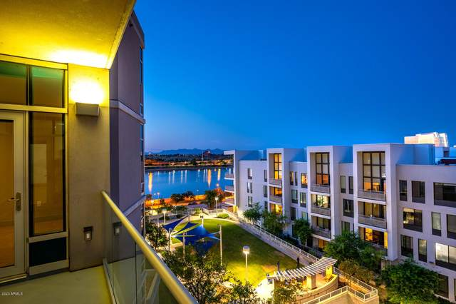 140 E Rio Salado Parkway #510, Tempe, AZ 85281 (MLS #6244742) :: Midland Real Estate Alliance